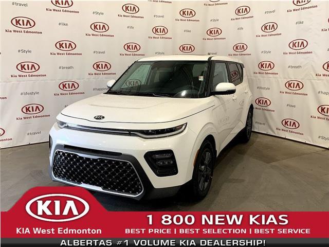 2021 Kia Soul EX+ (Stk: 22971) in Edmonton - Image 1 of 25