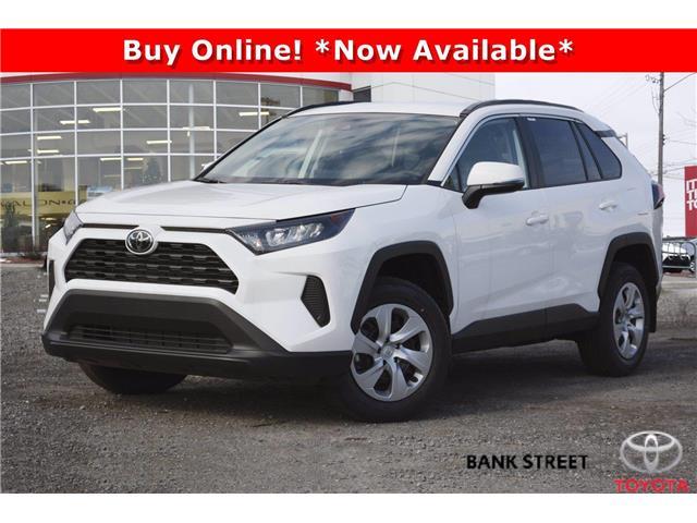 2020 Toyota RAV4 LE (Stk: 19-28323) in Ottawa - Image 1 of 21