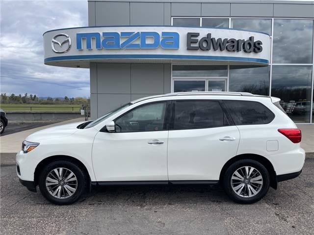 2018 Nissan Pathfinder SV Tech (Stk: 22655) in Pembroke - Image 1 of 21