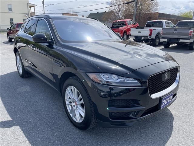 2019 Jaguar F-PACE 20d Prestige (Stk: 20412A) in Cornwall - Image 1 of 29