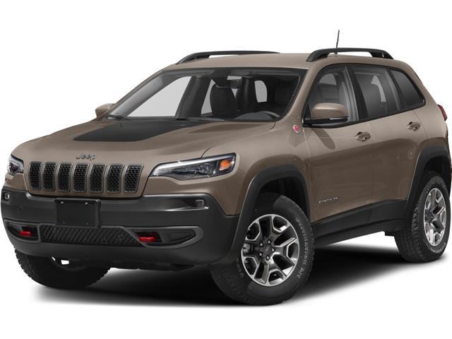 2021 Jeep Cherokee Trailhawk (Stk: ) in Nipawin - Image 1 of 1