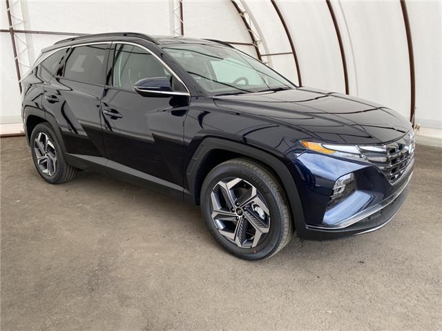 2022 Hyundai Tucson Hybrid Luxury (Stk: 17540) in Thunder Bay - Image 1 of 26
