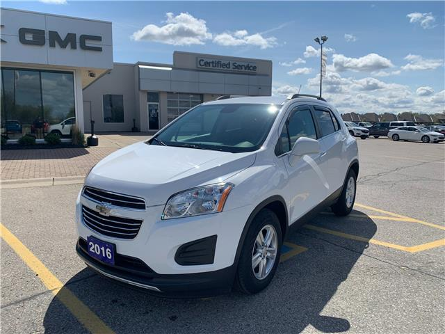 2016 Chevrolet Trax LT (Stk: 37417) in Strathroy - Image 1 of 10