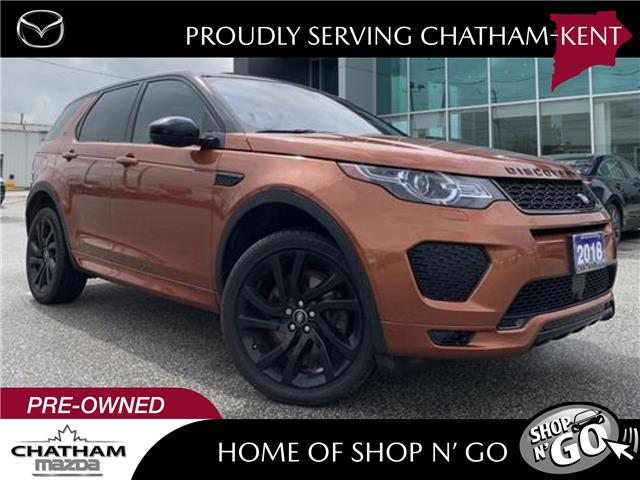2018 Land Rover Discovery Sport HSE LUXURY (Stk: UM2606) in Chatham - Image 1 of 29