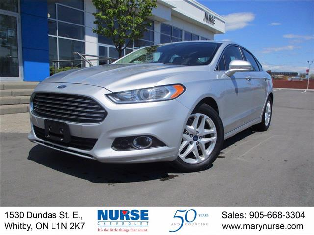 2016 Ford Fusion SE (Stk: 21K041A) in Whitby - Image 1 of 24