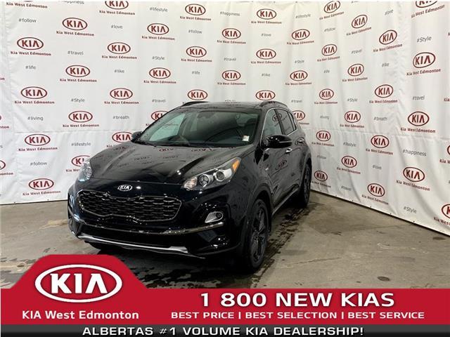 2021 Kia Sportage EX S (Stk: 22979) in Edmonton - Image 1 of 1