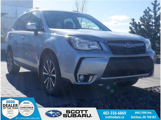 2018 Subaru Forester 2.0XT Touring (Stk: 62223U) in Red Deer - Image 1 of 16