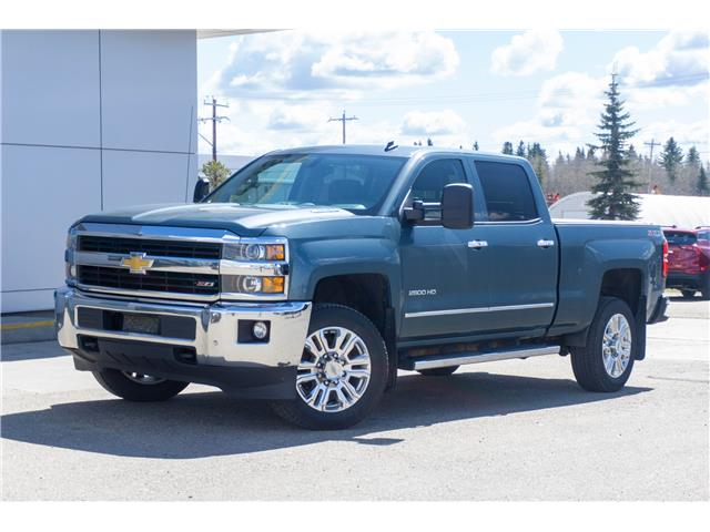 2015 Chevrolet Silverado 2500HD LTZ (Stk: 21-072A) in Edson - Image 1 of 12