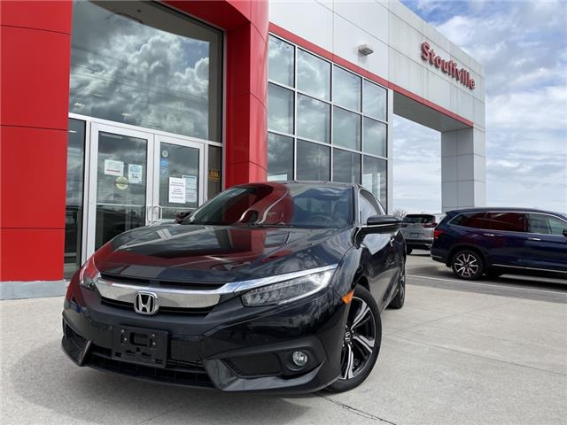 2017 Honda Civic Touring (Stk: OP-366) in Stouffville - Image 1 of 15