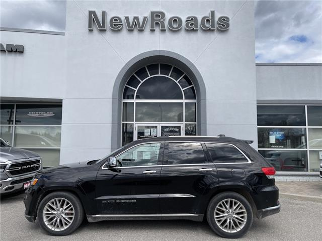 2017 Jeep Grand Cherokee Summit (Stk: 25519T) in Newmarket - Image 1 of 1