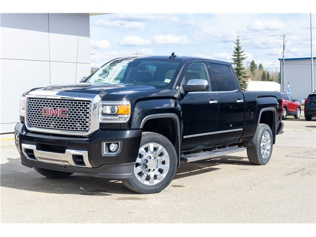 2017 GMC Sierra 2500HD Denali (Stk: 21-106A) in Edson - Image 1 of 15