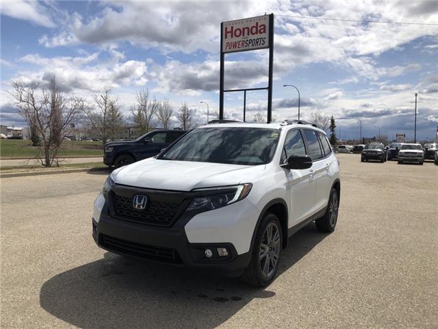 2021 Honda Passport EX-L (Stk: H15-1338) in Grande Prairie - Image 1 of 22