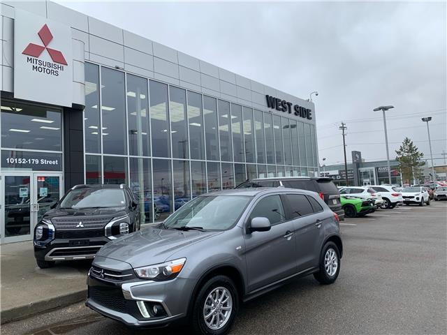 2018 Mitsubishi RVR SE (Stk: T22028A) in Edmonton - Image 1 of 1
