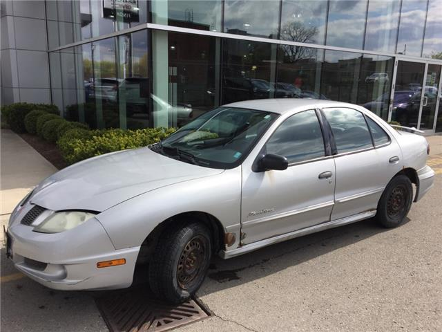 2004 Pontiac Sunfire  (Stk: 154368) in London - Image 1 of 1
