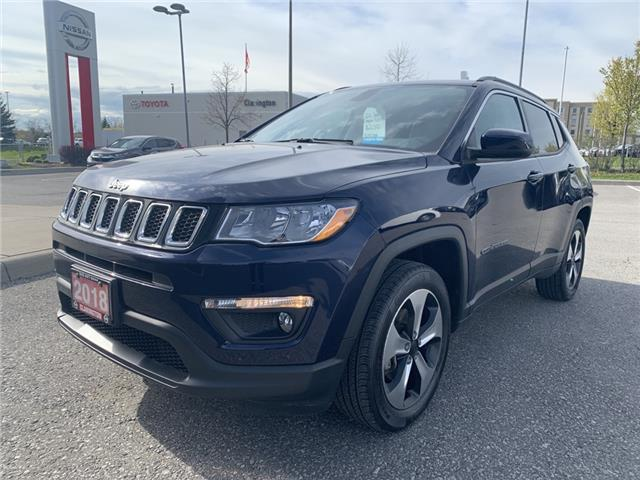 2018 Jeep Compass North (Stk: MC726996A) in Bowmanville - Image 1 of 15