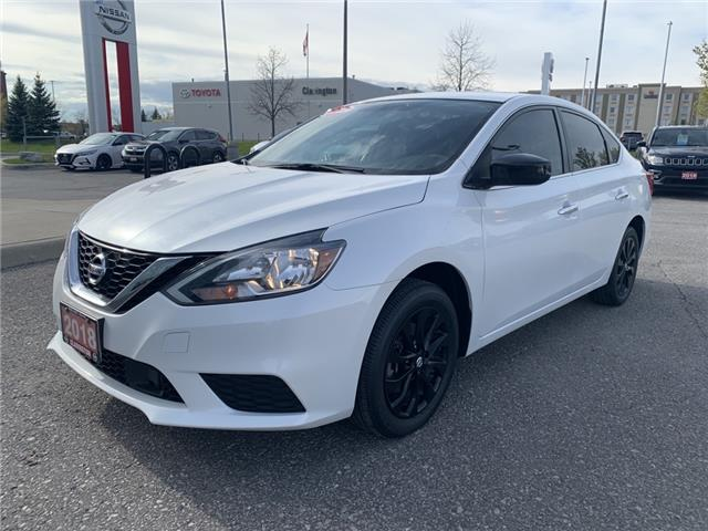 2018 Nissan Sentra 1.8 SV (Stk: LL506844A) in Bowmanville - Image 1 of 15