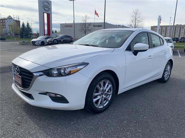 2018 Mazda Mazda3 Sport GS (Stk: MC743653A) in Bowmanville - Image 1 of 15
