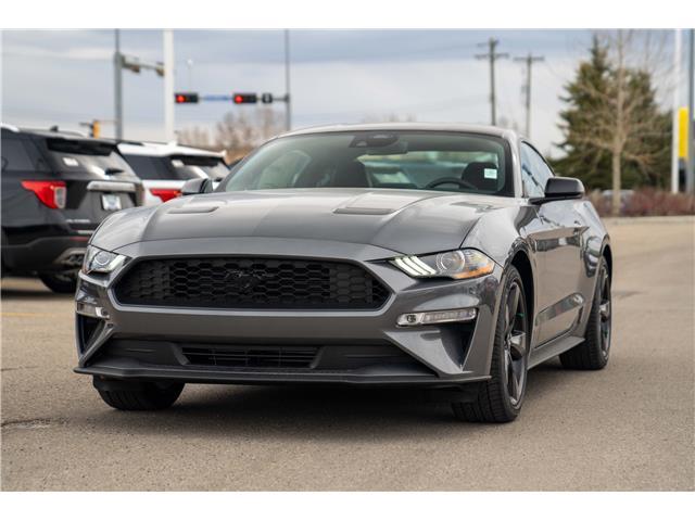 2021 Ford Mustang EcoBoost Premium (Stk: M-484) in Okotoks - Image 1 of 5