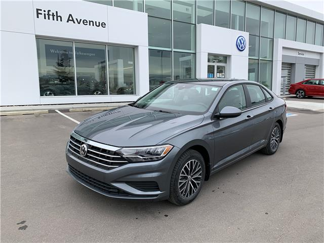 2021 Volkswagen Jetta Highline (Stk: 21074) in Calgary - Image 1 of 17