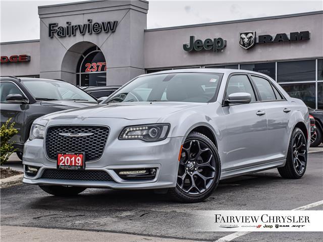 2019 Chrysler 300 S (Stk: U18596) in Burlington - Image 1 of 30