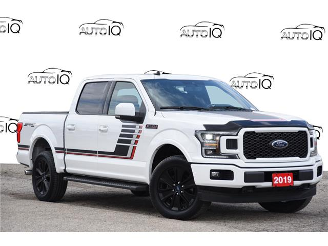 2019 Ford F-150 Lariat (Stk: 21F2450A) in Kitchener - Image 1 of 21
