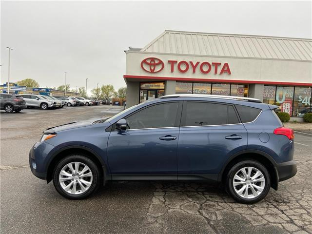 2014 Toyota RAV4  (Stk: 2105481) in Cambridge - Image 1 of 20