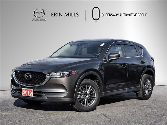 2019 Mazda CX-5 GS (Stk: 21-0509A) in Mississauga - Image 1 of 25