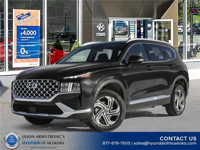 2021 Hyundai Santa Fe Preferred w/Trend Package (Stk: 121-177) in Huntsville - Image 1 of 23