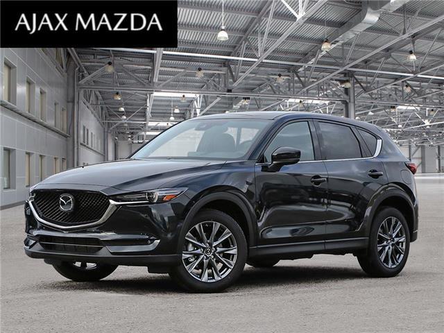 2021 Mazda CX-5 Signature (Stk: 21-1499) in Ajax - Image 1 of 23