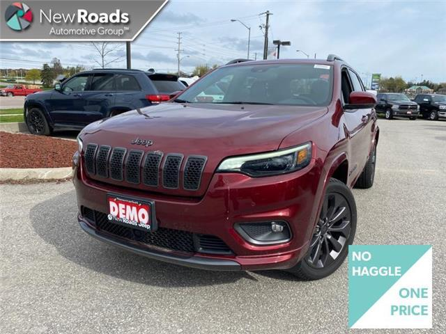2020 Jeep Cherokee Limited (Stk: J19681) in Newmarket - Image 1 of 24