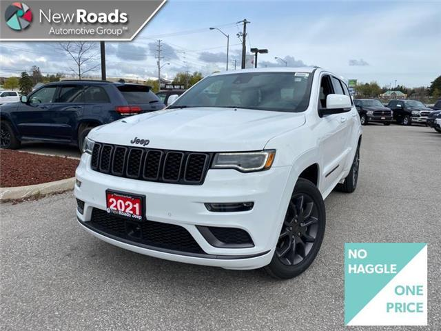 2021 Jeep Grand Cherokee Overland (Stk: H20695) in Newmarket - Image 1 of 23