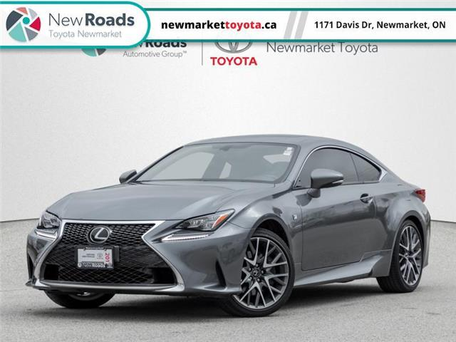 2017 Lexus RC 350 Base (Stk: 6437) in Newmarket - Image 1 of 28