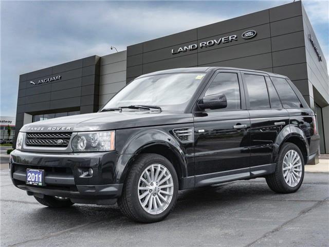 2011 Land Rover Range Rover Sport HSE (Stk: TL85593) in Windsor - Image 1 of 25