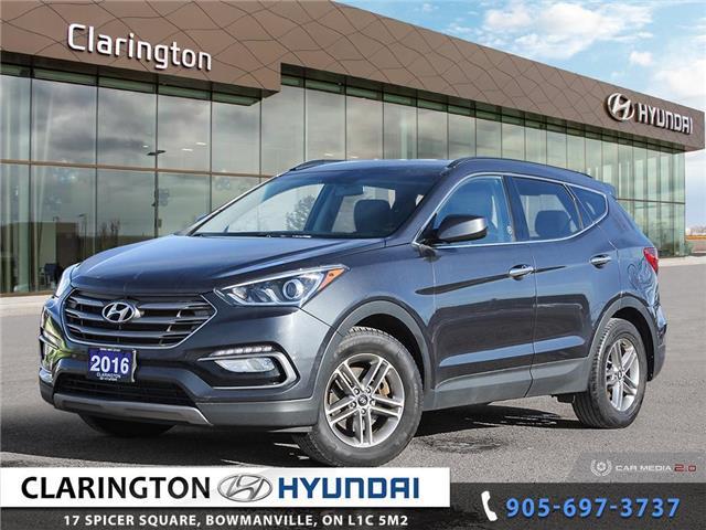 2017 Hyundai Santa Fe Sport 2.4 Base (Stk: 20755A) in Clarington - Image 1 of 27