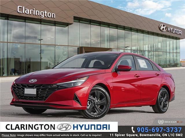2021 Hyundai Elantra Preferred (Stk: 21260) in Clarington - Image 1 of 24