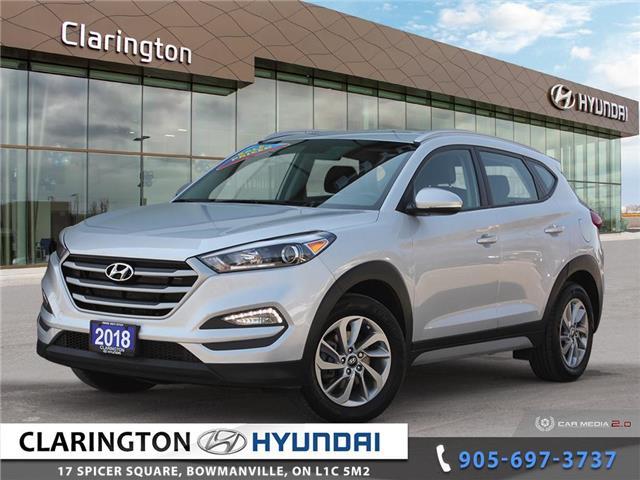 2018 Hyundai Tucson  (Stk: U1163A) in Clarington - Image 1 of 27