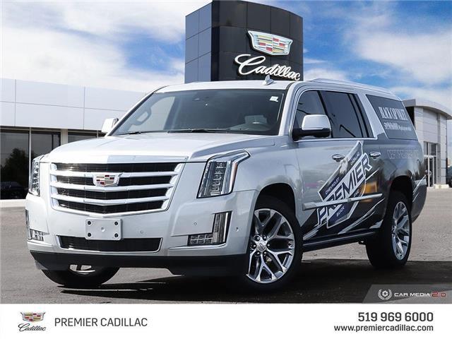 2020 Cadillac Escalade ESV Premium Luxury (Stk: P19763) in Windsor - Image 1 of 29