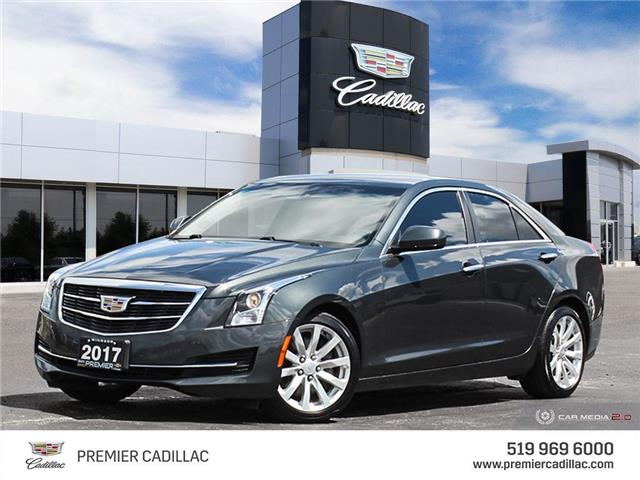 2017 Cadillac ATS 2.0L Turbo (Stk: P19783) in Windsor - Image 1 of 27