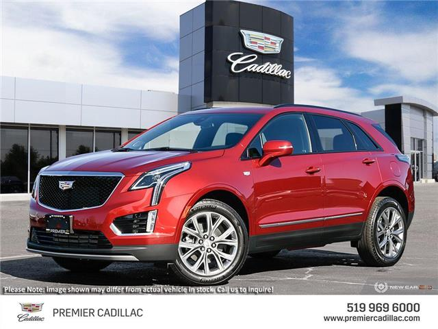 2021 Cadillac XT5 Sport (Stk: 210074) in Windsor - Image 1 of 27