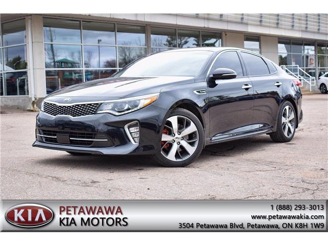 2018 Kia Optima SX (Stk: 21135A) in Petawawa - Image 1 of 30