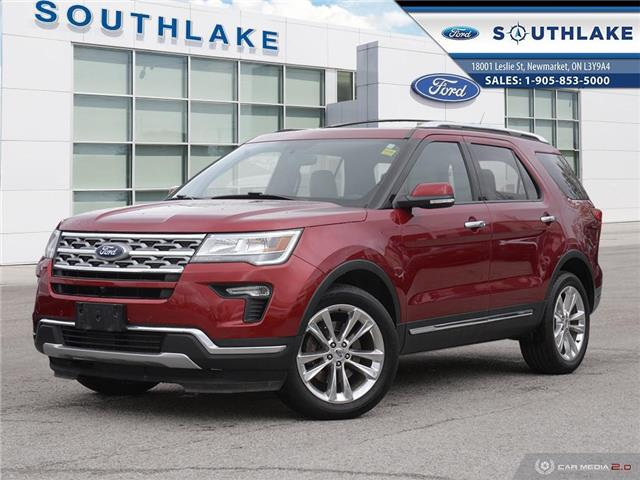 2019 Ford Explorer Limited (Stk: P51703) in Newmarket - Image 1 of 27
