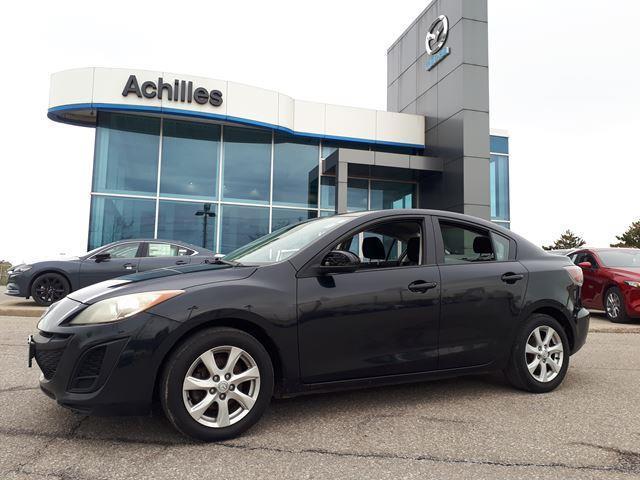 2011 Mazda Mazda3 GX (Stk: H2363A) in Milton - Image 1 of 15