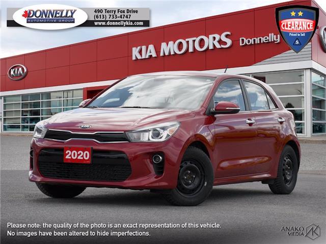 2020 Kia Rio EX (Stk: KV243A) in Ottawa - Image 1 of 29