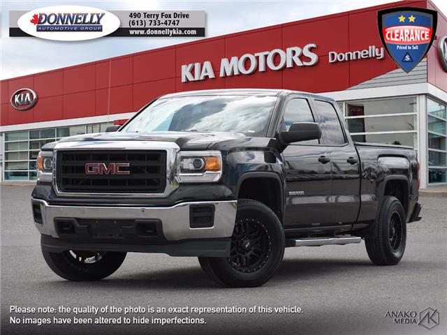 2015 GMC Sierra 1500 Base (Stk: KU2521) in Ottawa - Image 1 of 23