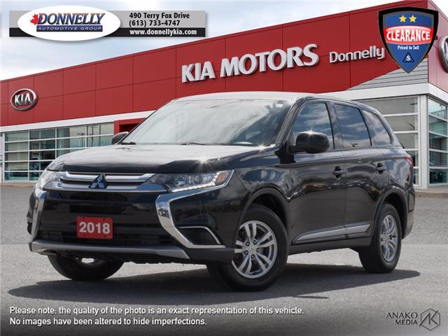 2018 Mitsubishi Outlander ES (Stk: KV351A) in Ottawa - Image 1 of 27