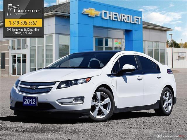 2012 Chevrolet Volt Base (Stk: T1131B) in Kincardine - Image 1 of 27