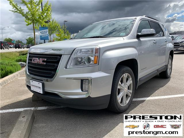 2016 GMC Terrain SLE-2 (Stk: 1206051) in Langley City - Image 1 of 3