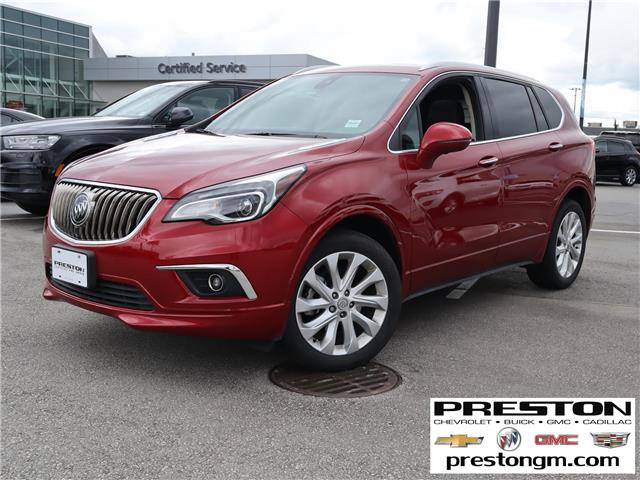 2017 Buick Envision Premium II (Stk: X32431) in Langley City - Image 1 of 30