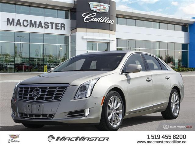 2014 Cadillac XTS Premium (Stk: 210038A) in London - Image 1 of 22