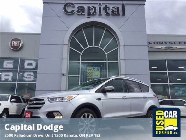 2018 Ford Escape Titanium (Stk: P3077) in Kanata - Image 1 of 26